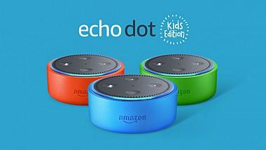 Mai atent și mai drăgălaș. Amazon a lansat o versiune pentru copii a asistentului personal, Alexa