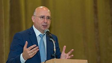 Guvernul s-a deplasat la Făleşti. Cabinetul de miniştri în frunte cu premierul Pavel Filip s-au întâlnit cu exponenţii administraţiei locale