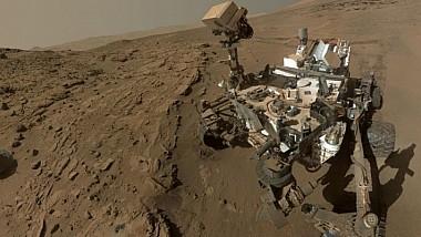Şanse de viaţă pe Marte. Robotul Curiosity a găsit compuşi organici pe suprafaţa planetei