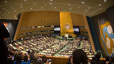 Adunarea Generală a ONU a adoptat proiectul de rezoluţie depus de ţara noastră cu privire la retragerea trupelor ruse de pe teritoriul Moldovei