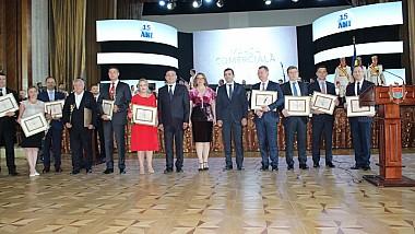 Лучше предприниматели страны получили награды в рамках мероприятия Гала молдавского бизнеса 2018