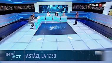 """""""Salariile în plic"""", o maladie a economiei Republicii Moldova! Mecanismele aplicate de stat pentru combaterea fenomenului, discutate la talk-show-ul IMPACT"""