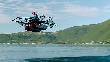 Maşina zburătoare Flyer, disponibilă pentru precomandă