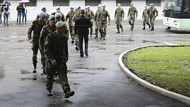 O nouă misiune în Kosovo. 40 de militari moldoveni vor fi dislocaţi într-o bază militară italiană