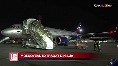 Moldovean extrădat din SUA