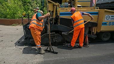 Drumuri bune la Şoldăneşti. Mai multe artere din raion au intrat în reparaţie