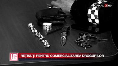 Reţinuţi pentru comercializarea drogurilor