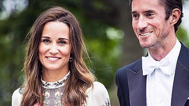 Pippa Middleton a confirmat vestea: este însărcinată şi aşteaptă primul său copil
