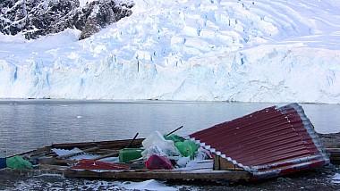 Mizeria rezultată din activitatea umană a ajuns şi în Antarctica