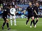 Rezultat şocant la Campionatul Mondial de fotbal. Argentina a pierdut în faţa Croaţiei