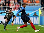 Naţionala Franţei s-a calificat în optimile de finală ale Cupei Mondiale, după ce a învins reprezentativa statului Peru