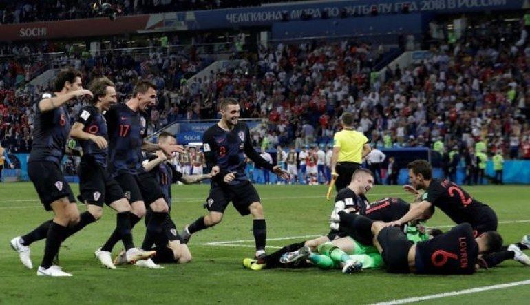 Meci de poveste la Campionatul Mondial de fotbal. Croaţia a învins selecţionata Angliei