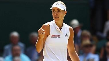 Angelique Kerber este prima finalistă la Wimbledon 2018! Fostul lider mondial din WTA a învins-o în două seturi pe Jelena Ostapenko