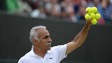 Show de gală într-un meci demonstrativ la Wimbledon! Mansour Bahrami a oferit un nou spectacol de lovituri extraordinar de artistice