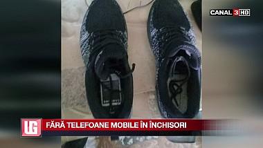 Fără telefoane mobile în închisori