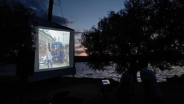 Noaptea Filmelor sub Stele în satul Molovata, raionul Dubăsari
