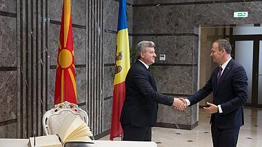Andrian Candu: Republica Moldova este interesată să preia din experiența Macedoniei pentru a avansa pe calea integrării europene