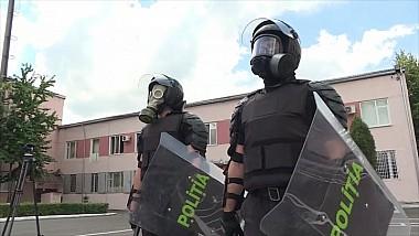 Colaboratorii din cadrul Brigăzii cu destinație specială Fulger au primit un echipament nou