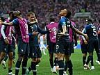 Francezii au câştigat Cupa Mondială pentru a doua oară în istoria sa