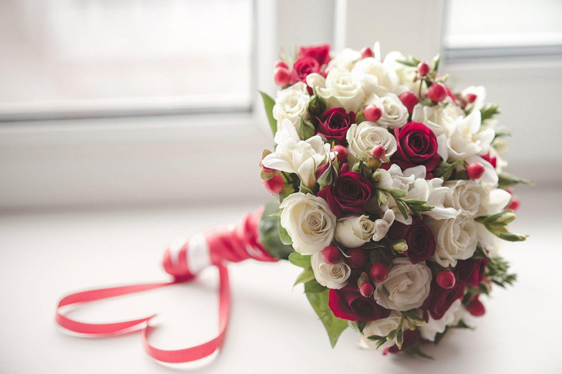 фотографии невесты букеты проведите него