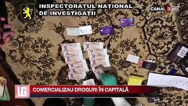 Comercializau droguri în Capitală