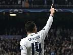 Meciuri tari în Spania. Casemiro a înscris un gol de excepţie în partida din etapa a 20-a din Primera Division dintre Real Madrid şi Sevilla
