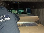 Contrabandă cu gumă de mestecat. Peste şapte mii de pachete au fost confiscate de vameşi