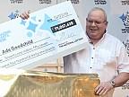 Un britanic în vârstă de 58 de ani, câştigătorul jackpot-ului de 71 de milioane de lire