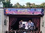 """Festivalul de muzică """"O seară în parc"""". Peste 7.500 de spectatori au urmărit cu respiraţia întretăiată un concert excepţional în aer liber"""
