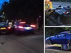 Tragedie la o cursă auto, desfăşurată în Marea Britanie. Două automobile s-au lovit şi au intrat în oamenii care se aflau pe trotuar